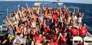 Despedidas Tarragona en Barco Día