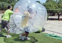 Foot Bubble Tarragona