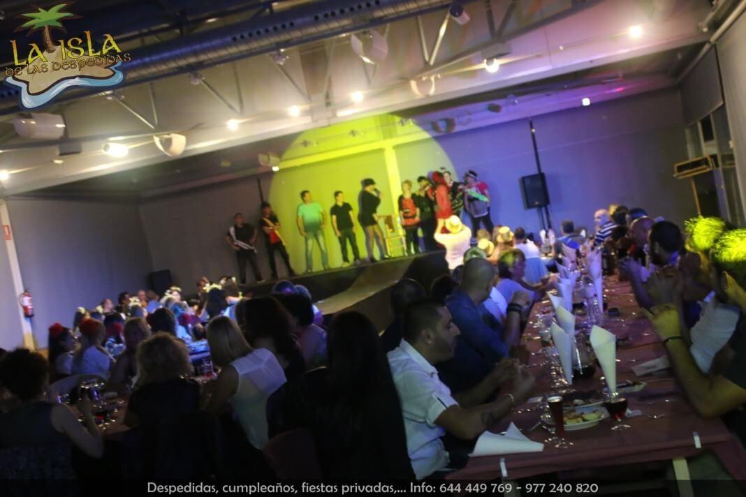 Palacio Encantado Despedidas Tarragona 26-09-15