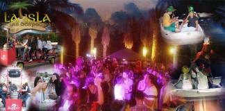 La Isla Tropical de las Despedidas Tarragona