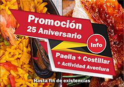 Promoción Aniversario Despedidas Tarragona